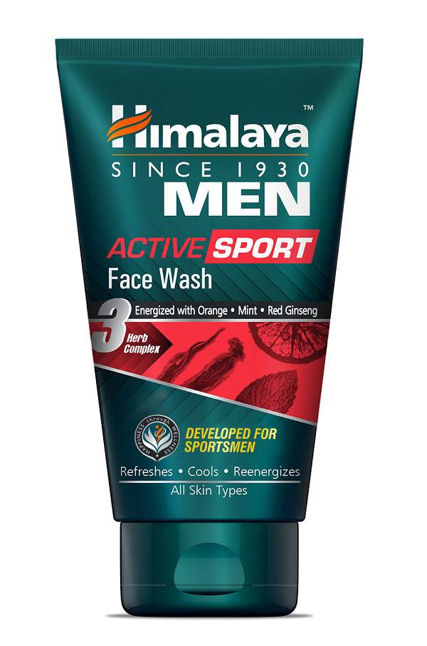 Himalaya Men Active Sport Face Wash 100ml