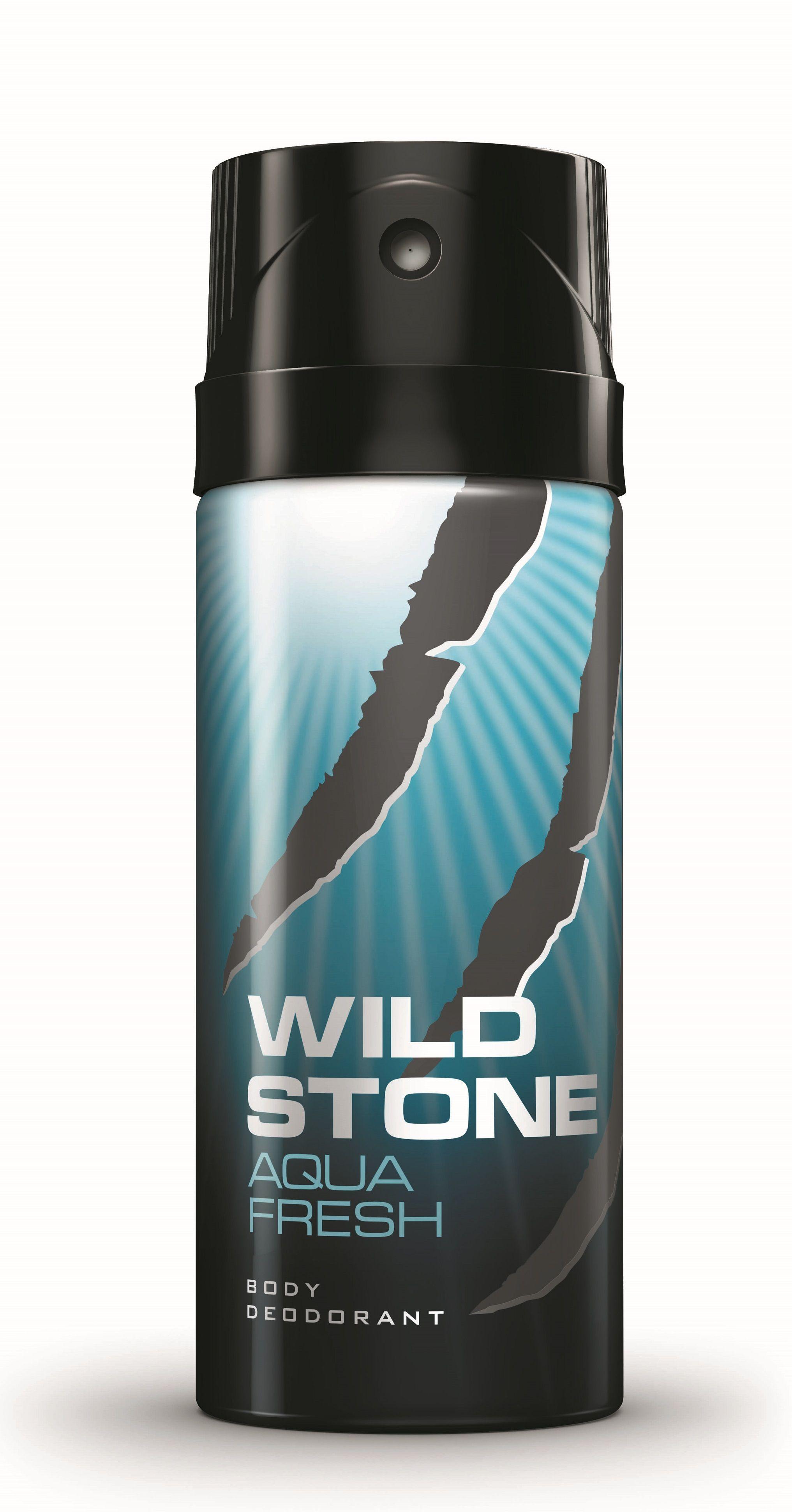 Wild Stone Aqua Fresh Deodorant For Men 150 ml
