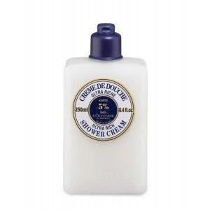 Buy L'Occitane Shea Butter Ultra Rich Shower Cream - Nykaa