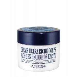 Buy L'Occitane Shea Butter Ultra Rich Body Cream - Nykaa