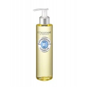 Buy L'Occitane Shea Butter Cleansing Oil - Nykaa