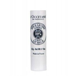 Buy L'Occitane Shea Butter Lip Balm - Nykaa