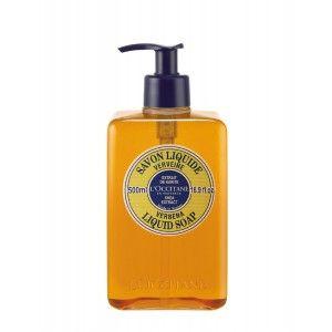 Buy L'Occitane Shea Butter Liquid Soap - Verbena - Nykaa