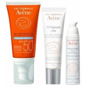 Buy Avene Hyper Pigmentation Skin Routine Kit - Nykaa