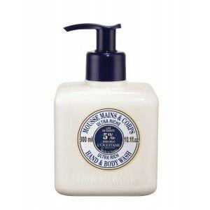 Buy L'Occitane Ultra Rich Hand & Body Wash - Nykaa