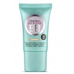 Buy Maybelline New York Clear Glow Bright Benefit Cream - Nykaa