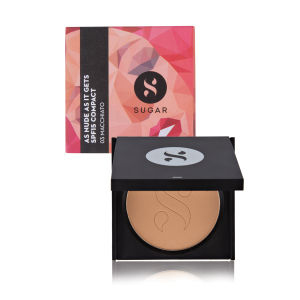 Buy SUGAR As Nude As It Gets SPF15 Compact - Nykaa