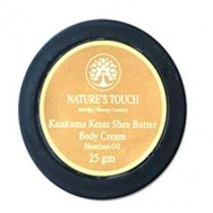 Buy Nature's Touch Kunkuma Kesar Shea Butter Body Cream - Nykaa