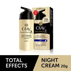 Buy Olay Total Effects 7 In One Anti-Ageing Night Firming Cream - Nykaa