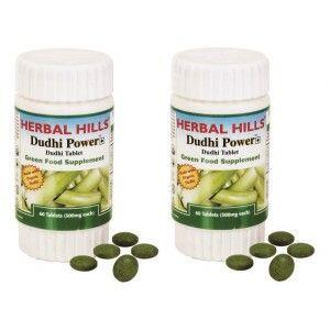 Buy Herbal Hills Dudhi Power Tablets (Buy 1 Get 1) - Nykaa
