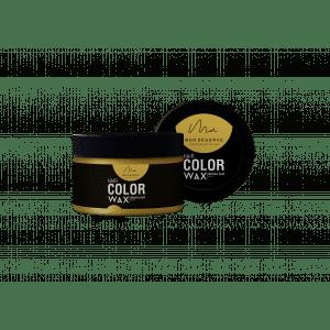 Buy MEN DESERVE Hair Color Wax Metallic Gold - Nykaa