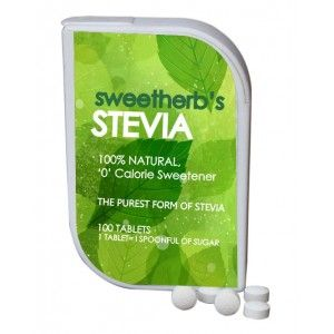 Buy Sweetherb's Stevia Sugarfree Tablets - Nykaa