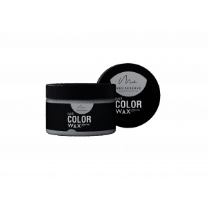 Buy MEN DESERVE Hair Color Wax Silver Gray - Nykaa