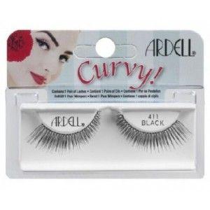 Buy Ardell Curvy Lash - 411 Black - Nykaa