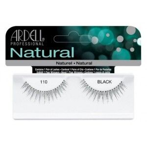 Buy Ardell Natural Strip Lashes - 110 Demi Black - Nykaa