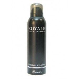 Buy Rasasi Royale Body Spray For Men - Nykaa