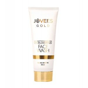 Buy Jovees Ultra Radiance Gold Face Wash - Nykaa