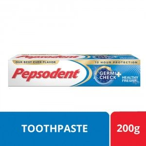 Buy Pepsodent Germi Check Superior Power Healthy Fresh Toothpaste - Nykaa