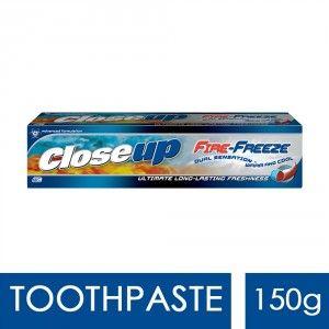 Buy Closeup Fire Freeze Toothpaste - Nykaa