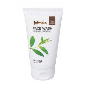 Buy Fabindia Tea Tree Face Wash - Nykaa