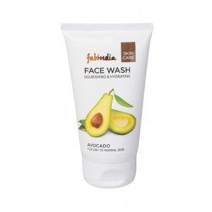 Buy Fabindia Avocado Face Wash - Nykaa