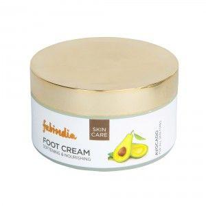 Buy Fabindia Avocado Foot Cream  - Nykaa