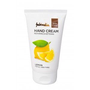 Buy Fabindia Lemon Restoring & Softening Hand Cream - Nykaa