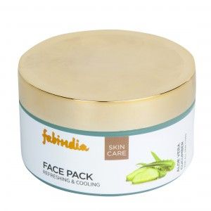 Buy Fabindia Aloe Cucumber Gel Pack  - Nykaa