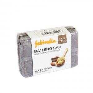 Buy Fabindia Cocoa Butter Soap  - Nykaa