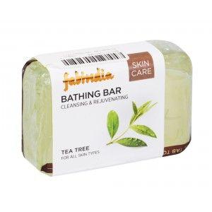 Buy Fabindia Tea Tree Soap  - Nykaa