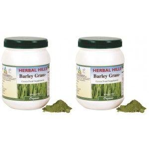 Buy Herbal Hills Barley Grass (Buy 1 Get 1) - Nykaa