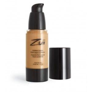 Buy Zuii Organic Flora Liquid Foundation - Nykaa