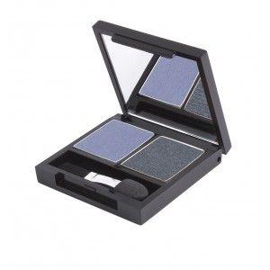 Buy Zuii Organic Flora Eyeshadow Duo Palette - Nykaa