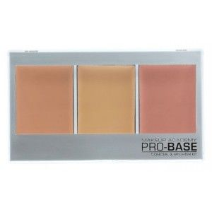 Buy MUA Pro Base Conceal & Brighten Kit - Porcelain - Nykaa