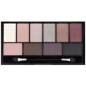 Buy MUA Luxe Pretty Edgy Eyeshadow Palette - Nykaa
