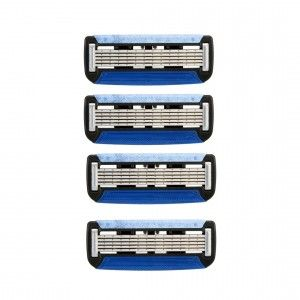 Buy Spruce Shave Club 5X Cartridges (Pack of 4) - Nykaa