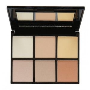 Buy MUA Luxe Radiant Illumination Highlight Kit - Nykaa