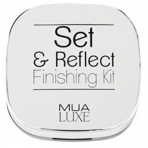 Buy MUA Luxe Set & Reflect Finishing Kit - Nykaa
