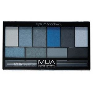 Buy MUA Elysium Shadows Eyeshadow Palette - Nykaa