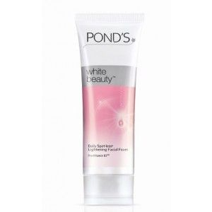 Buy Ponds White Beauty Daily Spot-Less Lightening Facial Foam - Nykaa
