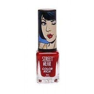 Buy Street Wear Color Rich Nail Enamel - Nykaa