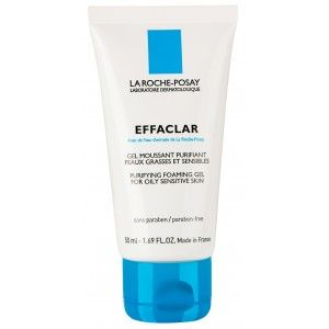 Buy La Roche-Posay Effaclar Foaming Gel - Acne Cleanser - Nykaa