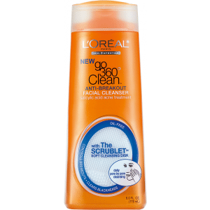 Buy L'Oreal Paris Go 360 Clean Anti Breakout Facial Cleanser - Nykaa