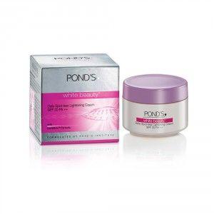 Buy Ponds White Beauty Spot Less Fairness Non Oily Light Feel Cream - Nykaa