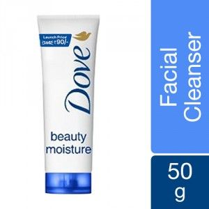Buy Dove Beauty Moisture Conditioning Facial Cleanser - Nykaa