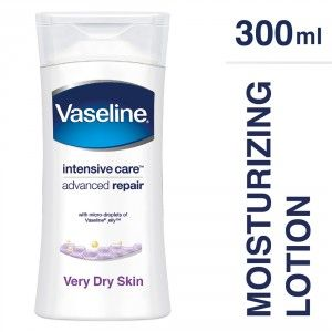 Buy Vaseline Intense Care Advanced Repair Lightly Scented Lotion - Nykaa