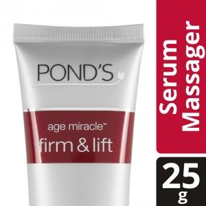 Buy Ponds Age Miracle™ Firm & Lift Targeted Lifting Serum Massager - Nykaa