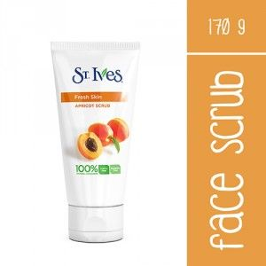 Buy St. Ives Fresh Skin Apricot Face Scrub  - Nykaa