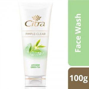 Buy Citra Pimple-Clear Face Wash With Japanese Green Tea - Nykaa