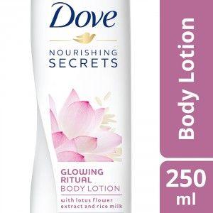 Buy Dove Glowing Ritual Body Lotion - Nykaa
